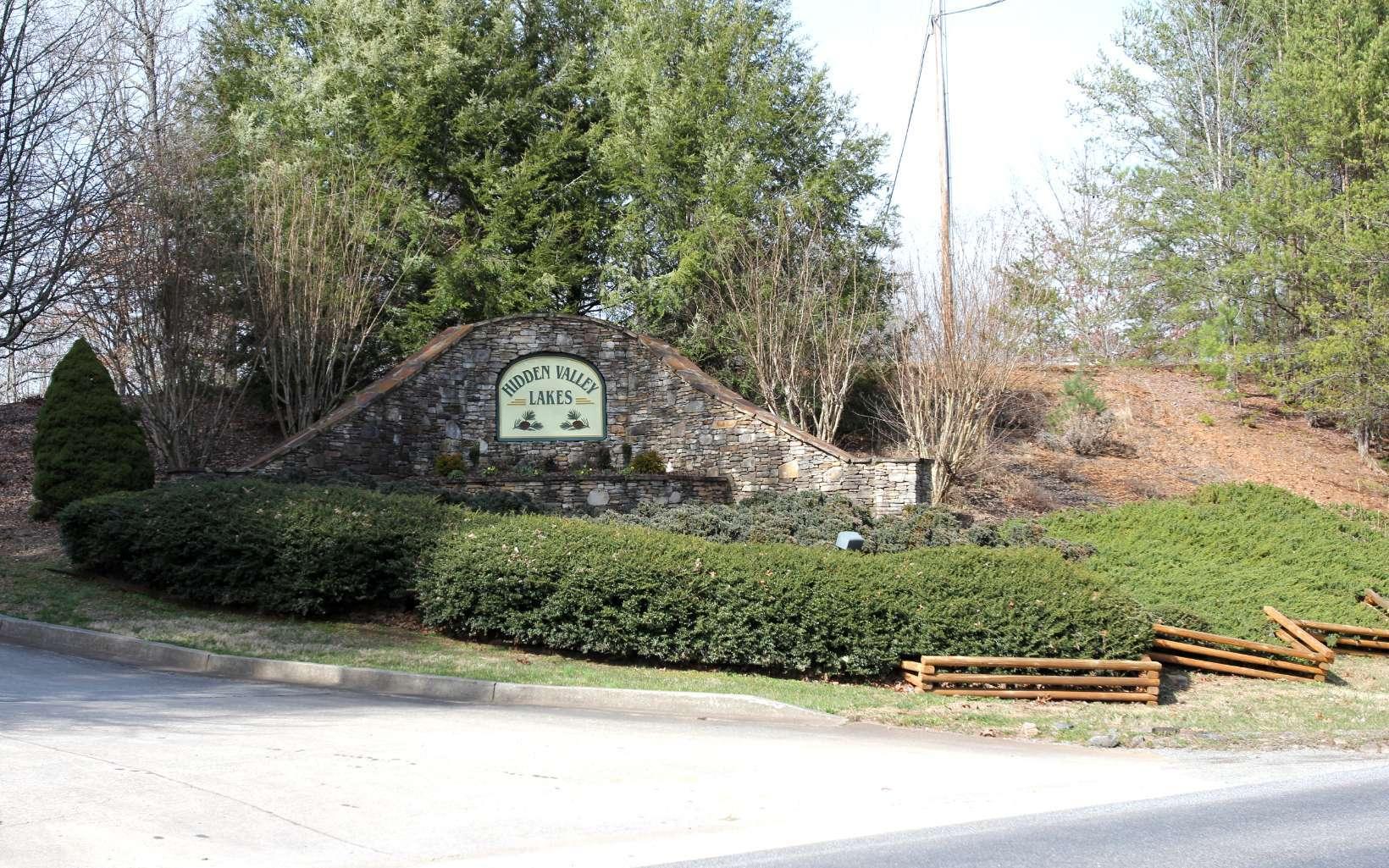 Lt 70 Hidden Valley Lakes, McCaysville, GA | MLS# 284795