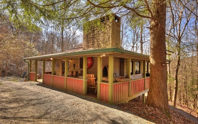 Ellijay Single Family Home For Sale: 365 Parker Trail