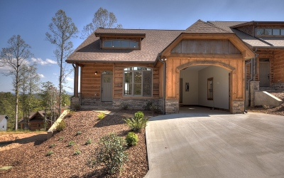 Blue Ridge Single Family Home For Sale: R-6 Overlook At Br