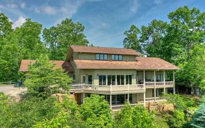 Blue Ridge Single Family Home For Sale: 70 Mountain Tops Court