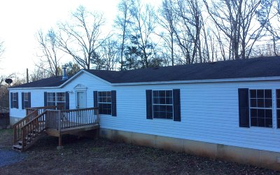 Ellijay Single Family Home For Sale: 73 Wildcate Creek Dr.