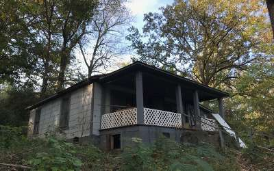 Ellijay Single Family Home For Sale: 12 Benji