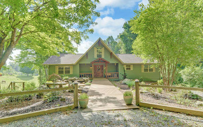 Hayesville Single Family Home For Sale: 36 Woodcastle Lane