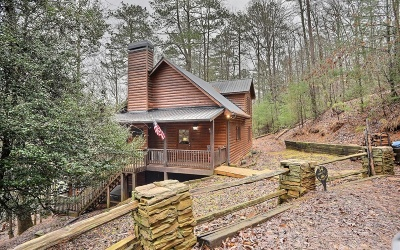 Ellijay Single Family Home For Sale: 34 Goblet Court