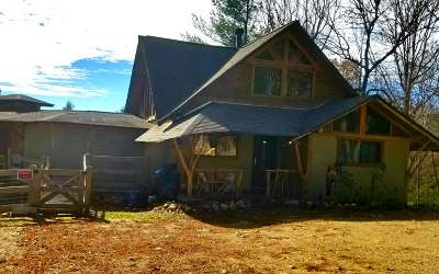 Blairsville Single Family Home For Sale: 693 Pit Road