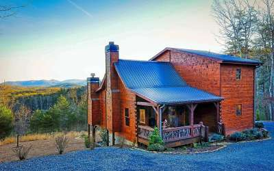 Blue Ridge Single Family Home For Sale: 200 Wolf Trace