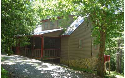 Blue Ridge Single Family Home For Sale: 535 Old Fjord Rd