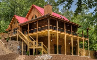 Morganton GA Single Family Home For Sale: $399,900