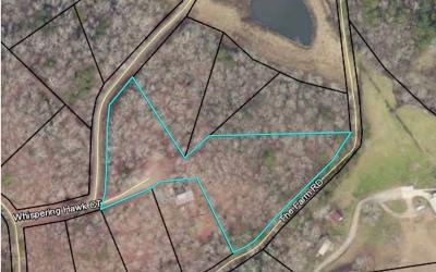 Fannin County Residential Lots & Land For Sale: Lt 12 Whispering Hawk