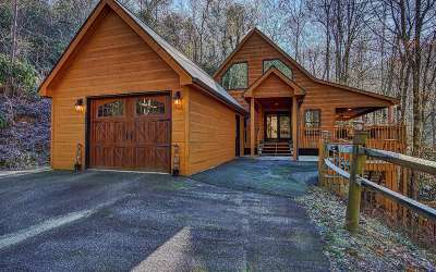 Hayesville Single Family Home For Sale: 895 Chairmaker Drive