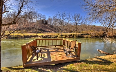 Mineral Bluff Single Family Home For Sale: 934 Fishtrap Trail