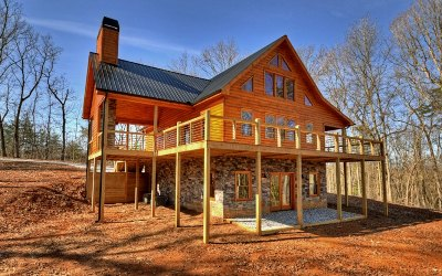 Blue Ridge Single Family Home For Sale: 250 Toccoa Preserve Lane