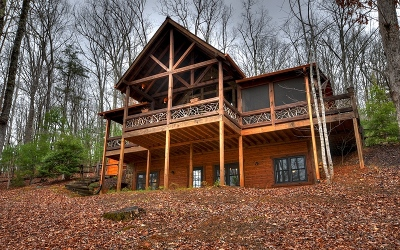Blue Ridge Single Family Home For Sale: 2249 Big Creek Road