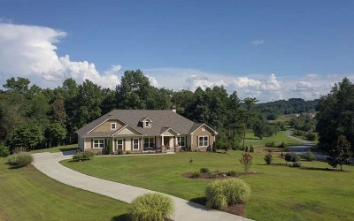 Blairsville Single Family Home For Sale: 20 Bell Boy Run