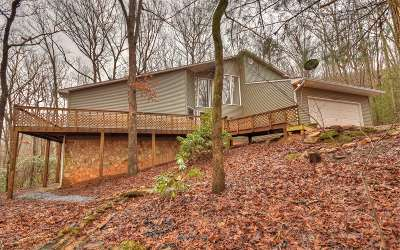 Blairsville Single Family Home For Sale: 635 Hamilton Rd