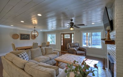 Ellijay Single Family Home For Sale: 121 Willow Creek Ln