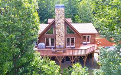 Hayesville Single Family Home For Sale: 241 Beach Mountain Drive