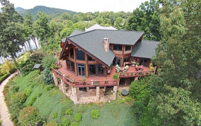 Hiawassee Single Family Home For Sale: 1664 Stonecrest Circle