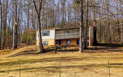 Cherokee County Single Family Home For Sale: 736 Orton Road