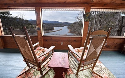 Hiawassee Single Family Home For Sale: 1850 Pine Ridge Trail