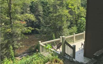 Hayesville Single Family Home For Sale: 26 Swinging Bridge Lane