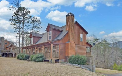 Hiawassee Single Family Home For Sale: 600 Mill Ridge Rd