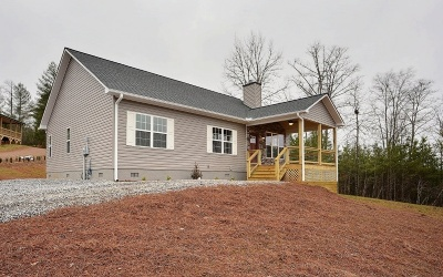 Union County Single Family Home For Sale: 198 Ledgestone Dr