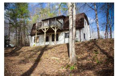 Cherokee County Single Family Home For Sale: 70 Dead End Trail