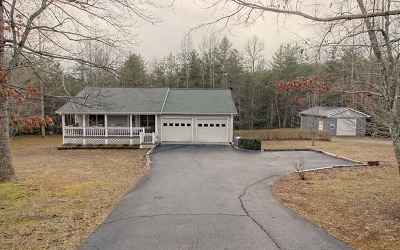 Blairsville Single Family Home For Sale: 133 Bonnie Lane