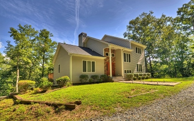 Ellijay Single Family Home For Sale: 709 Pocaset Drive