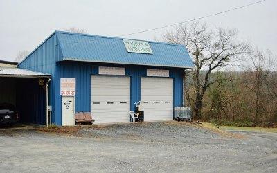Ellijay Commercial For Sale: 731b Progress Road
