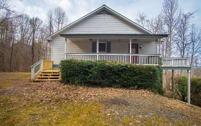 Hiawassee Single Family Home For Sale: 570 Ramey Mountain Rd