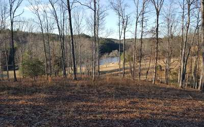 McCaysville Residential Lots & Land For Sale: Lot 8 Faith Hill Road