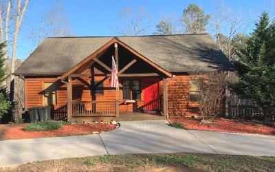 Ellijay Single Family Home For Sale: 115 Adina Drive