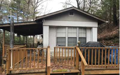 Hiawassee Single Family Home For Sale: 4357 Stiff Knee Drive