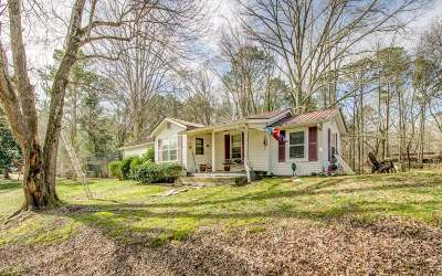 Pickens County Single Family Home For Sale: 753 Hood Rd