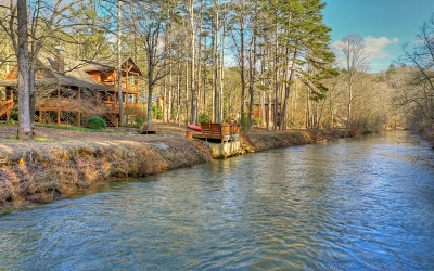 Ellijay Single Family Home For Sale: 790 Spring Valley Lane