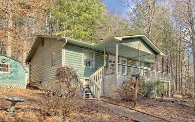 Hiawassee Single Family Home For Sale: 2025 Watson Rd.
