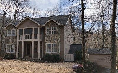 Jasper Single Family Home For Sale: 1671 Crippled Oak Trail