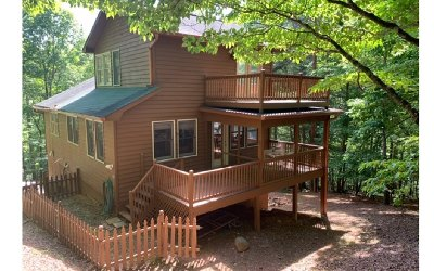 Ellijay Single Family Home For Sale: 310 Fugue Drive