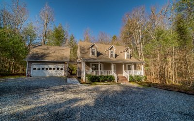 Union County Single Family Home For Sale: 32 Black Forest Lane