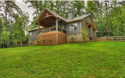 Blue Ridge Single Family Home For Sale: 2289 Bullen Gap Rd