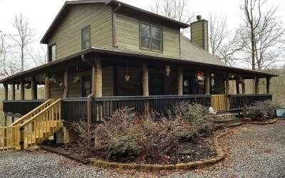 Young Harris Single Family Home For Sale: 952 Conners Ridge Road