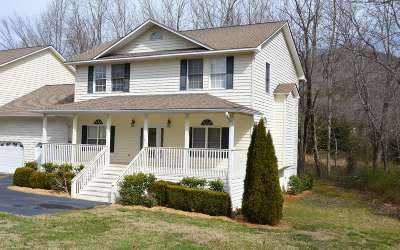 Hiawassee Single Family Home For Sale: 353 Skipper Cove