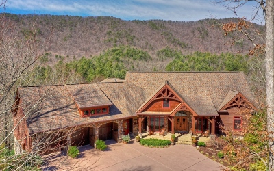 Ellijay Single Family Home For Sale: 199 Wilderness Way