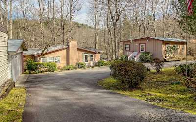 Hiawassee Single Family Home For Sale: 441 Wahu Hu Drive