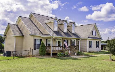 Young Harris Single Family Home For Sale: 1425 Garland Lane