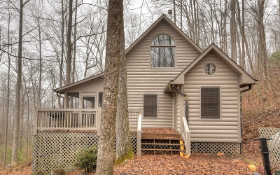 Cherry Log Single Family Home For Sale: 6976 Cashes Valley Road