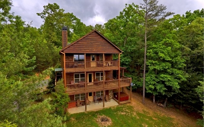 Blue Ridge Single Family Home For Sale: 106 Sunset Lane