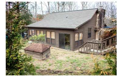 Cherokee County Single Family Home For Sale: 120 Fine Drive